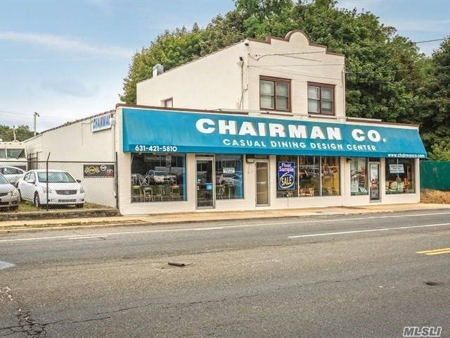 Commercial for sale in 26-30 Walt Whitman Rd, Huntington Sta, NY ,11746