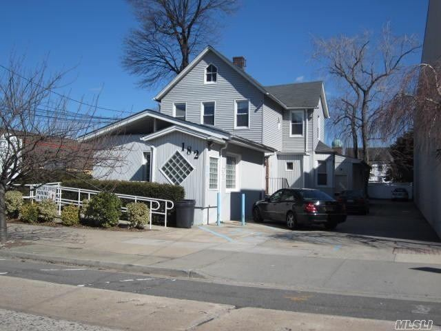 Commercial for sale in 182 Earle Ave, Lynbrook, NY ,11563