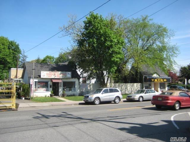 Commercial for sale in 349-353 Hempstead Ave, W. Hempstead, NY ,11552