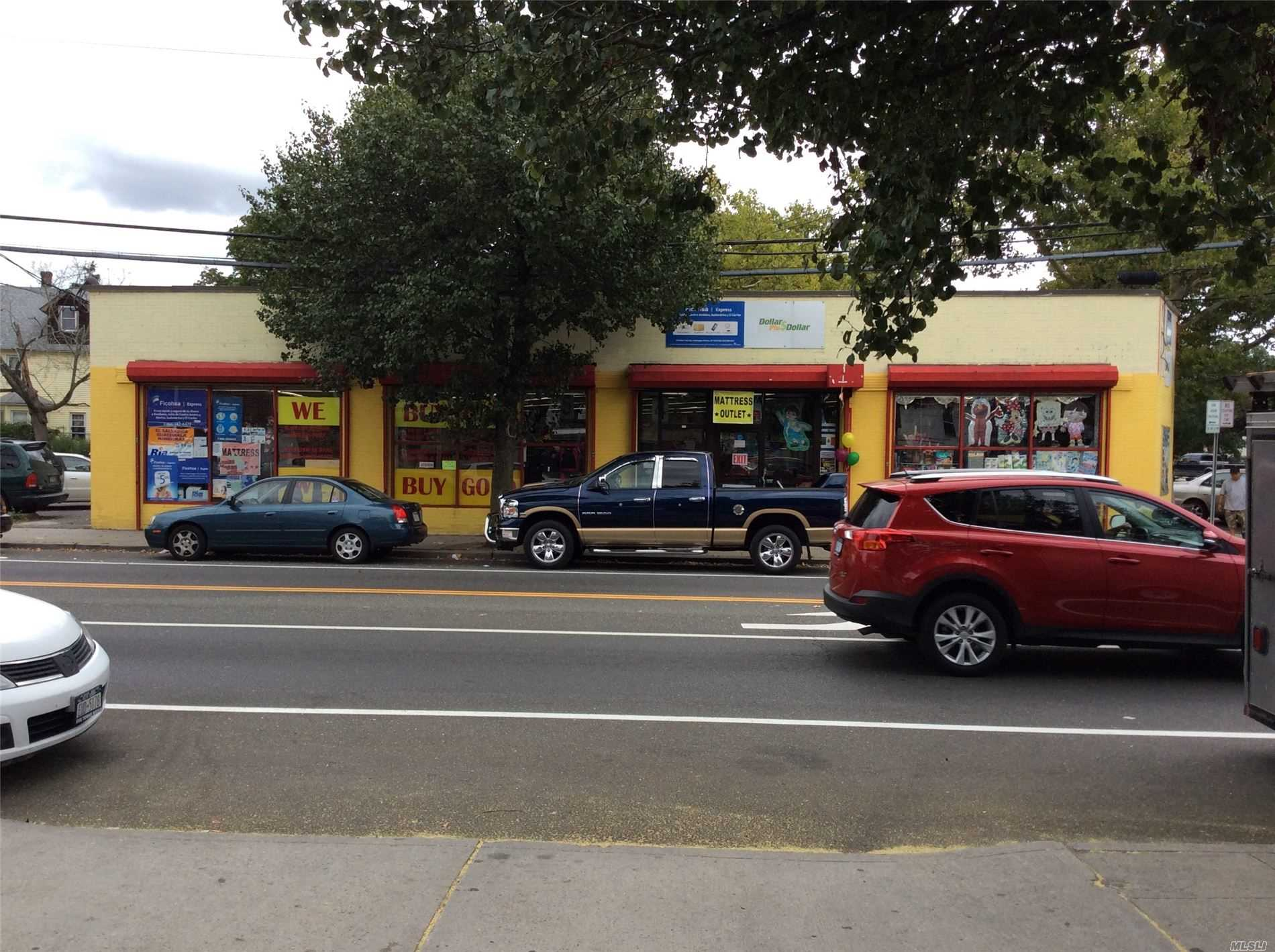 Commercial for sale in 1570 New York Ave, Huntington Sta, NY ,11746