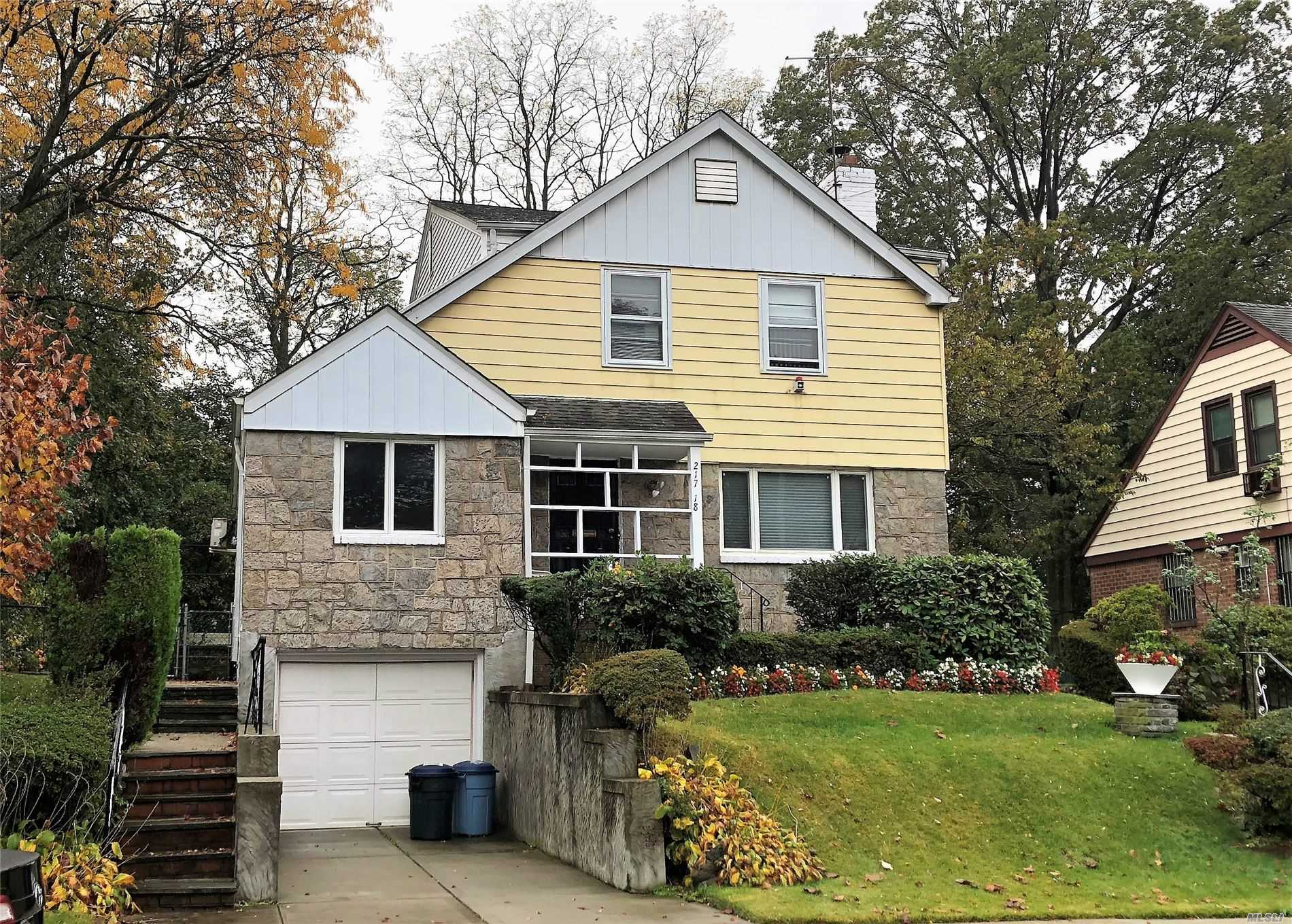 Residential For Sale in 217-18 77th Ave, Hollis Hills, NY ,11364