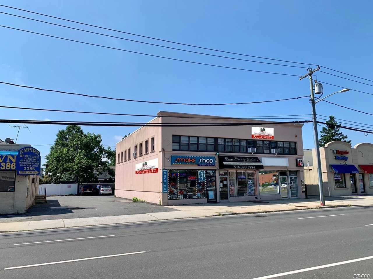 Commercial for sale in 2380 Hempstead Tpke, East Meadow, NY ,11554