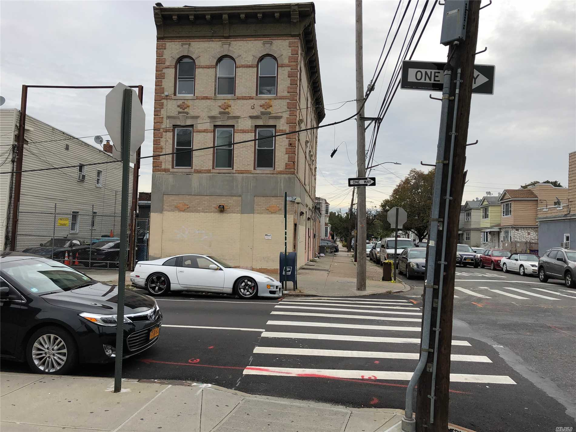 Residential For Sale in 104-07 95th Ave, Ozone Park, NY ,11416