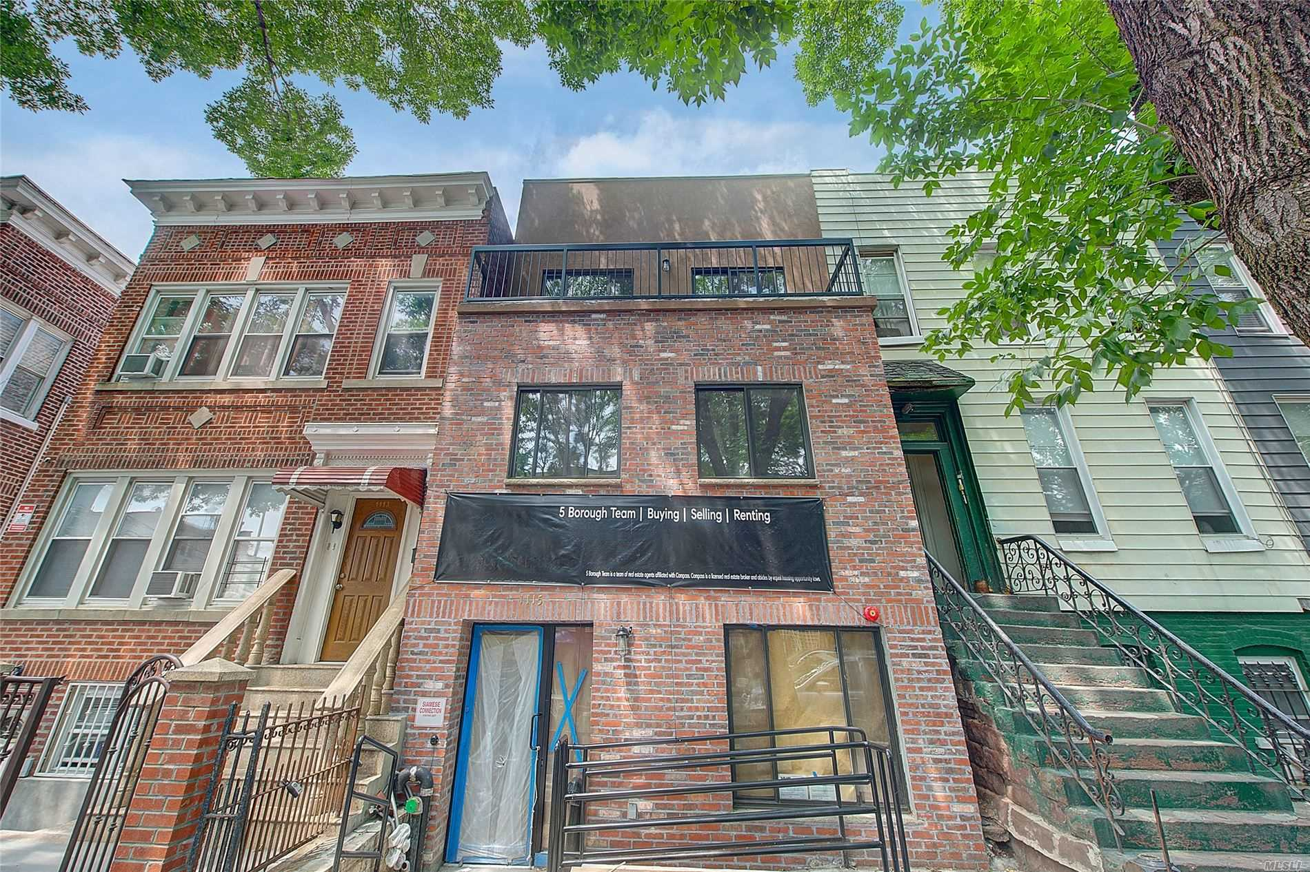 Commercial for sale in 1115 Hancock St, Brooklyn, NY ,11221