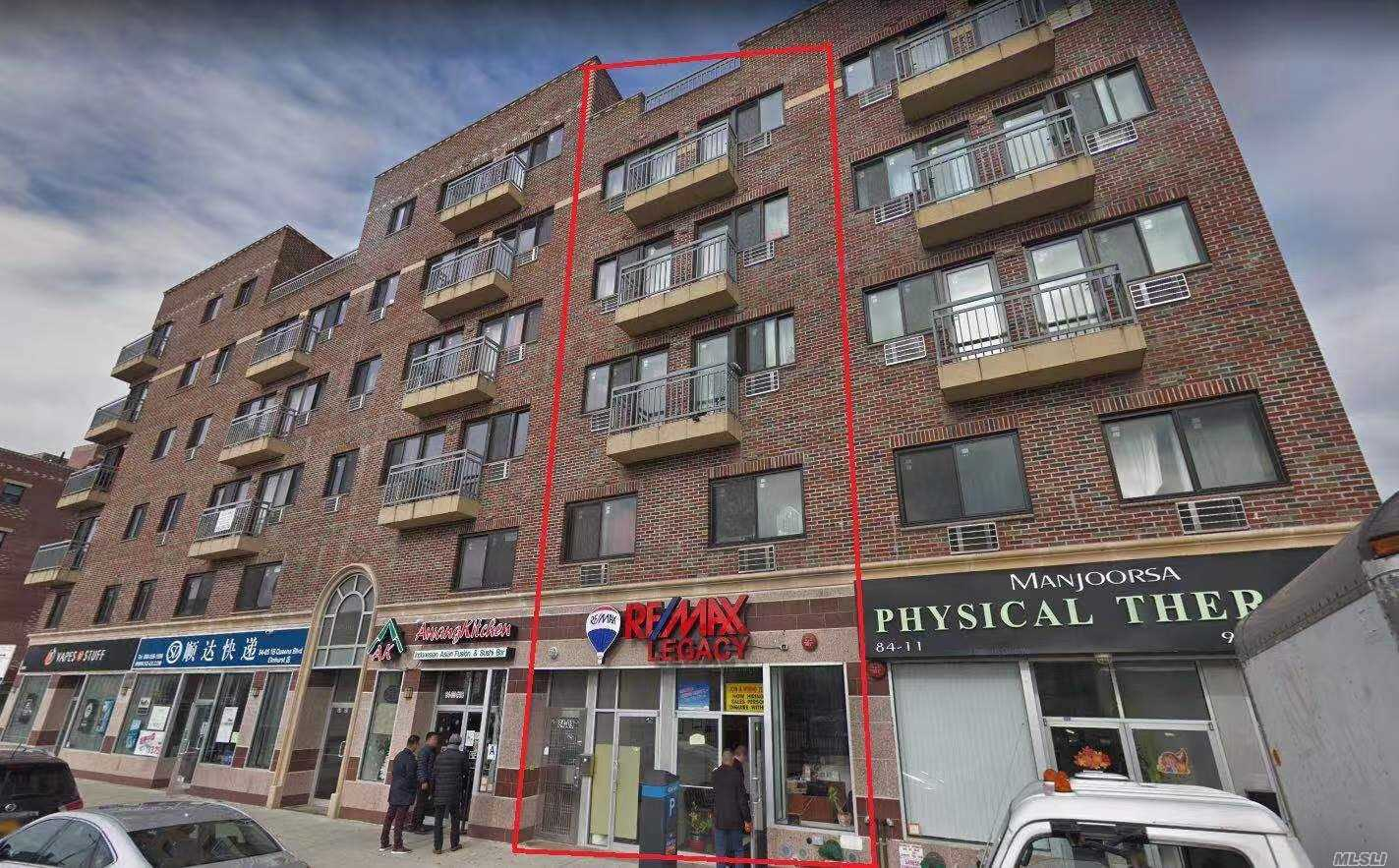Condominium for sale in 84-09 Queens Blvd, Elmhurst, NY ,11373