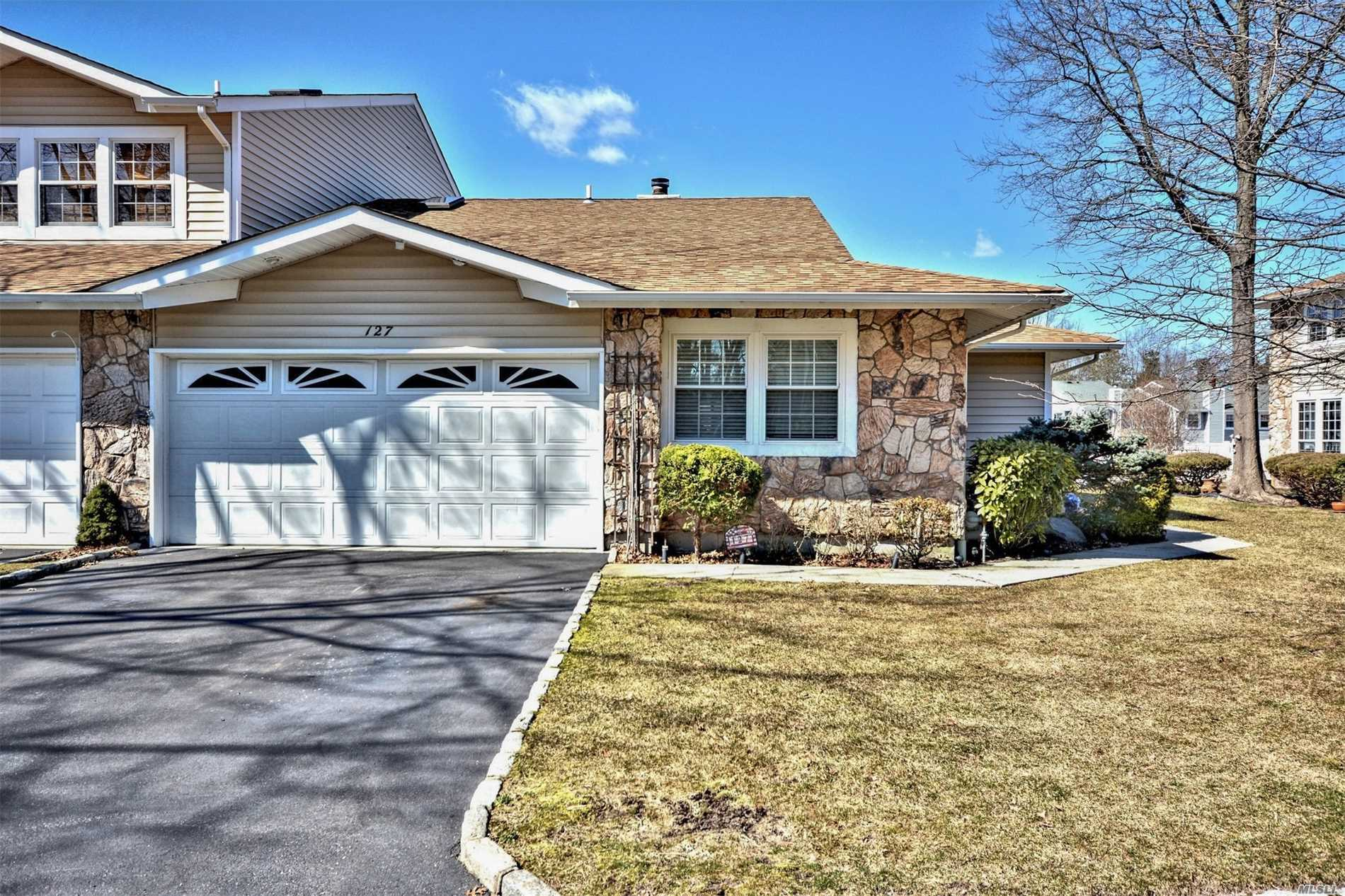 Condominium for sale in 127 Colony Dr, Holbrook, NY ,11741