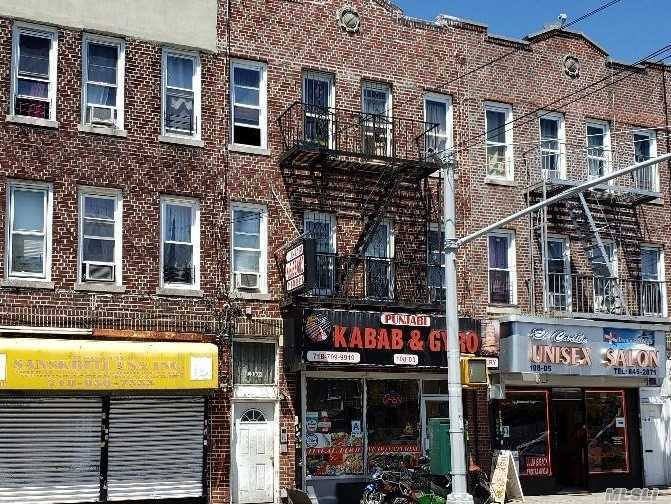 Commercial for sale in 10803 101st Ave, Ozone Park, NY ,11416