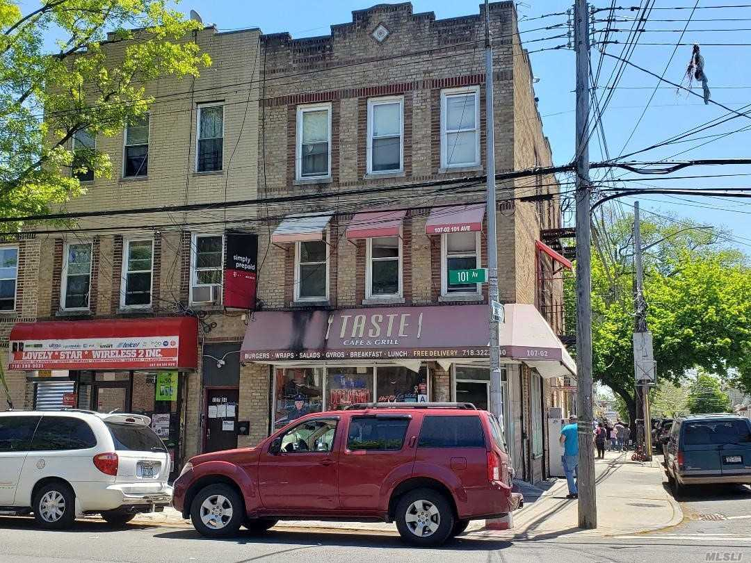Commercial for sale in 10702 101st Ave, Ozone Park, NY ,11416