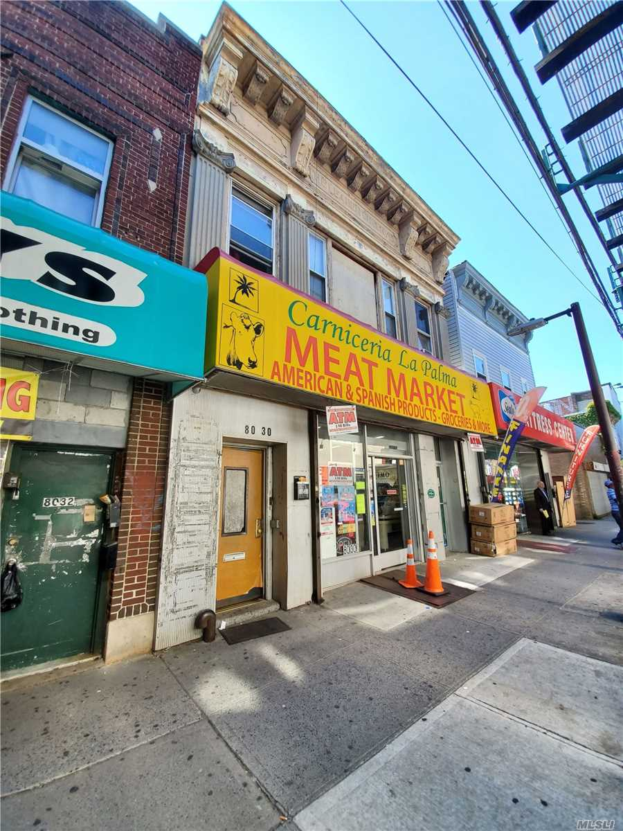 Commercial for sale in 80-30 Jamaica Ave, Woodhaven, NY ,11421