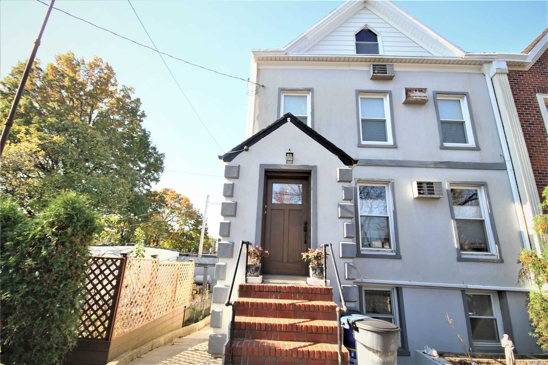 Residential For Sale in 70-32 70th St, Glendale, NY ,11385