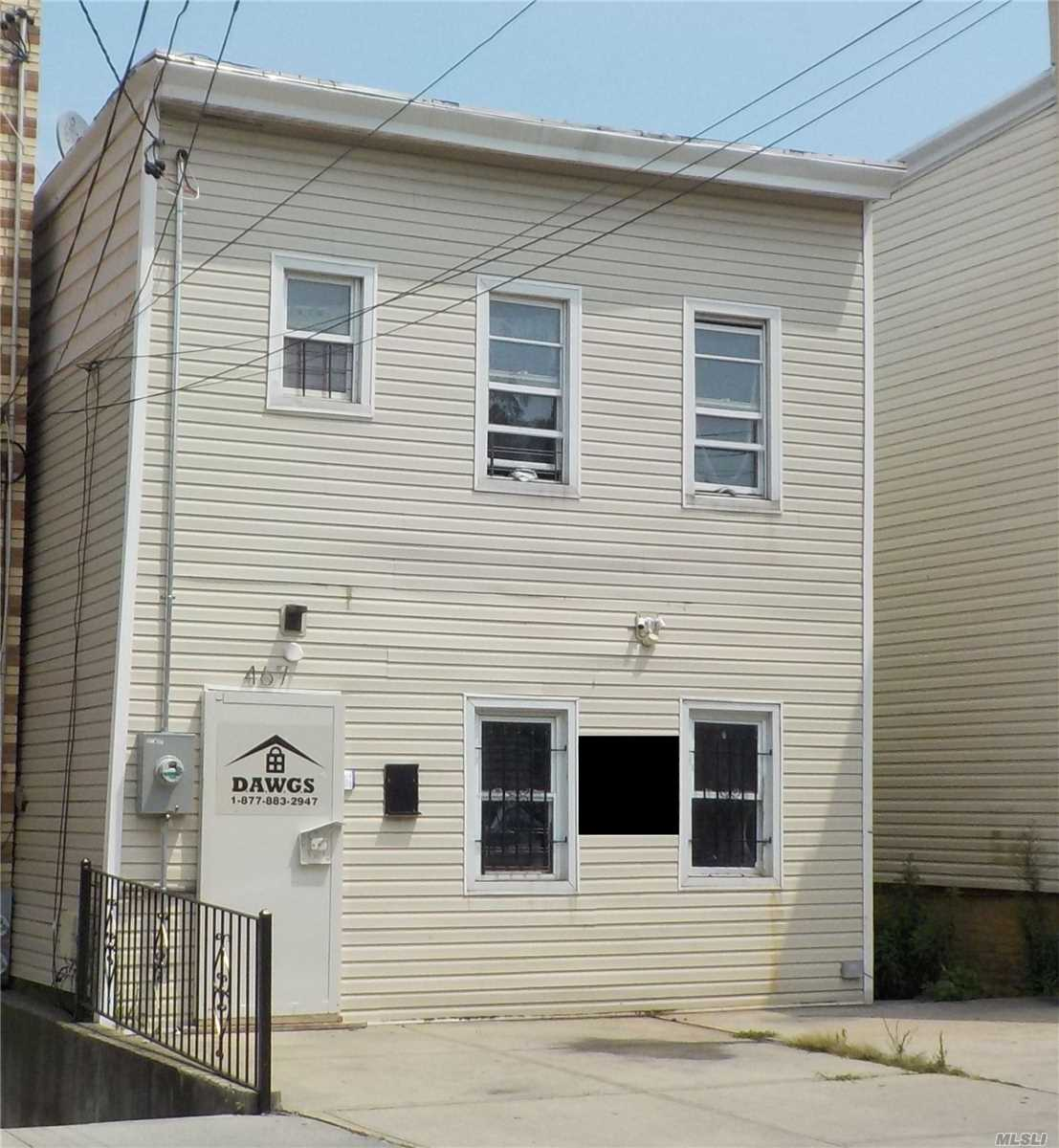 Residential For Sale in 467 Essex St, Brooklyn, NY ,11208