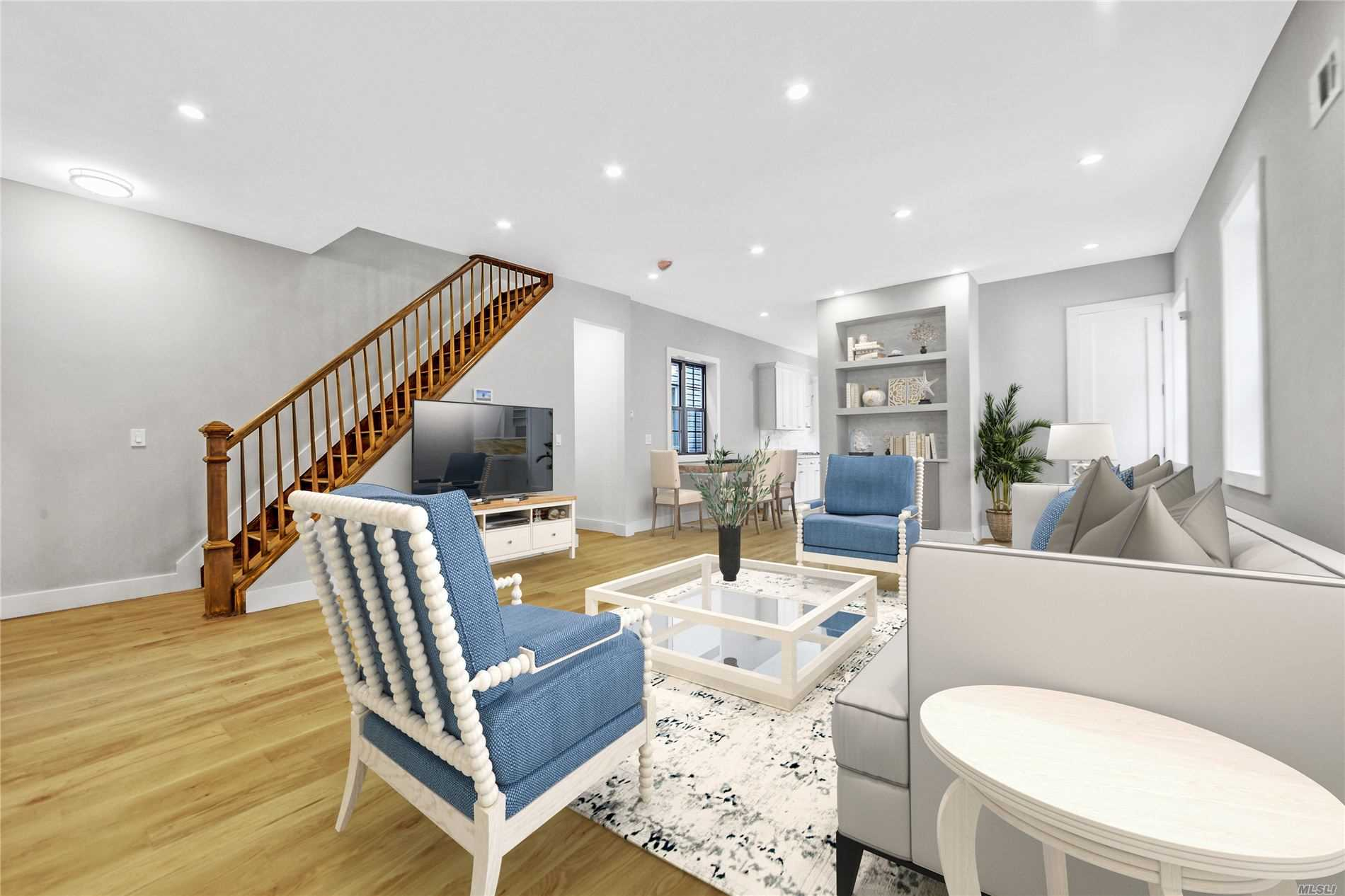 Residential For Sale in 36 Van Siclen Ave, Cypress Hills, NY ,11208