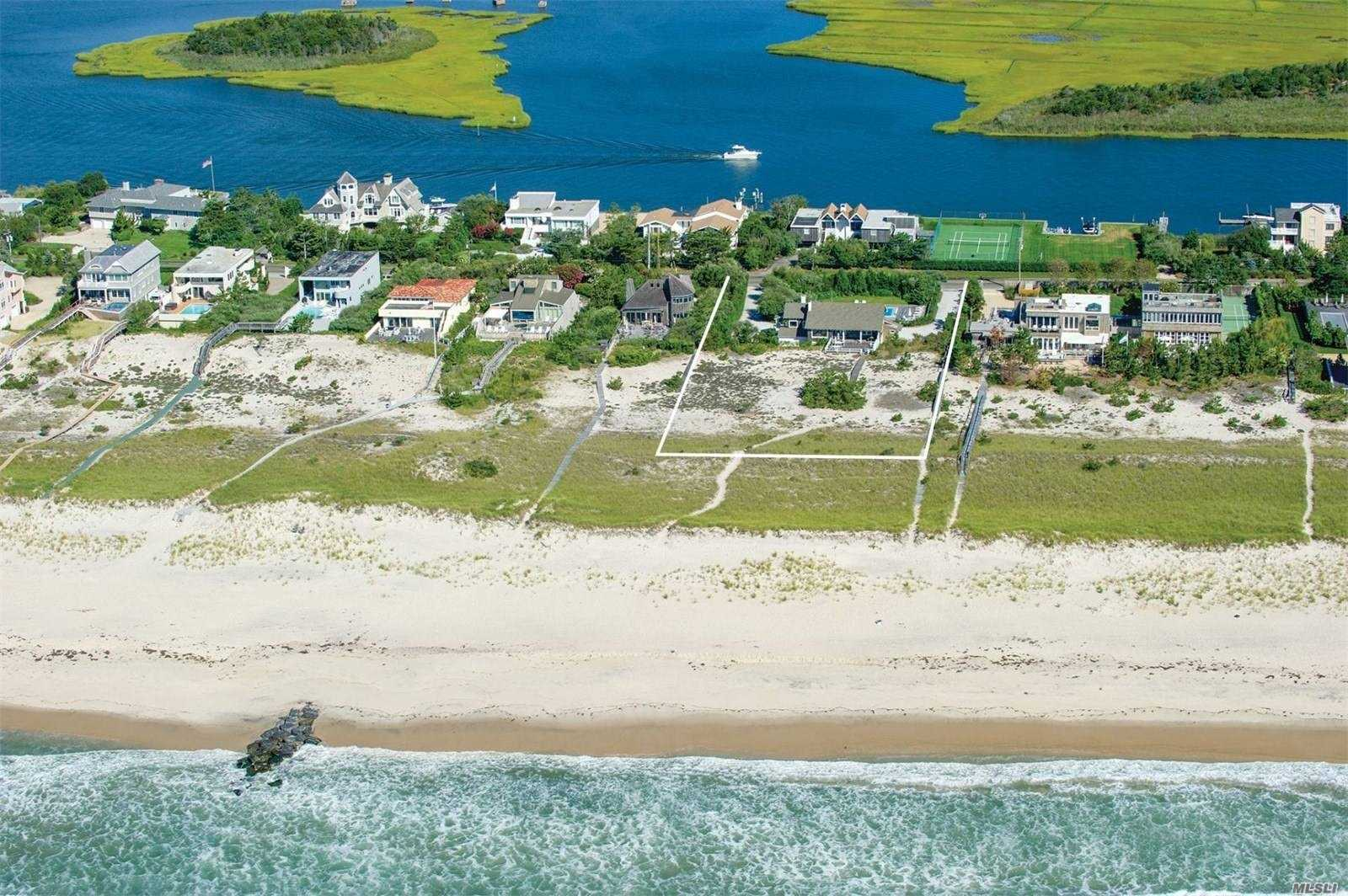 Residential For Sale in 153 Dune Rd, Westhampton Bch, NY ,11978