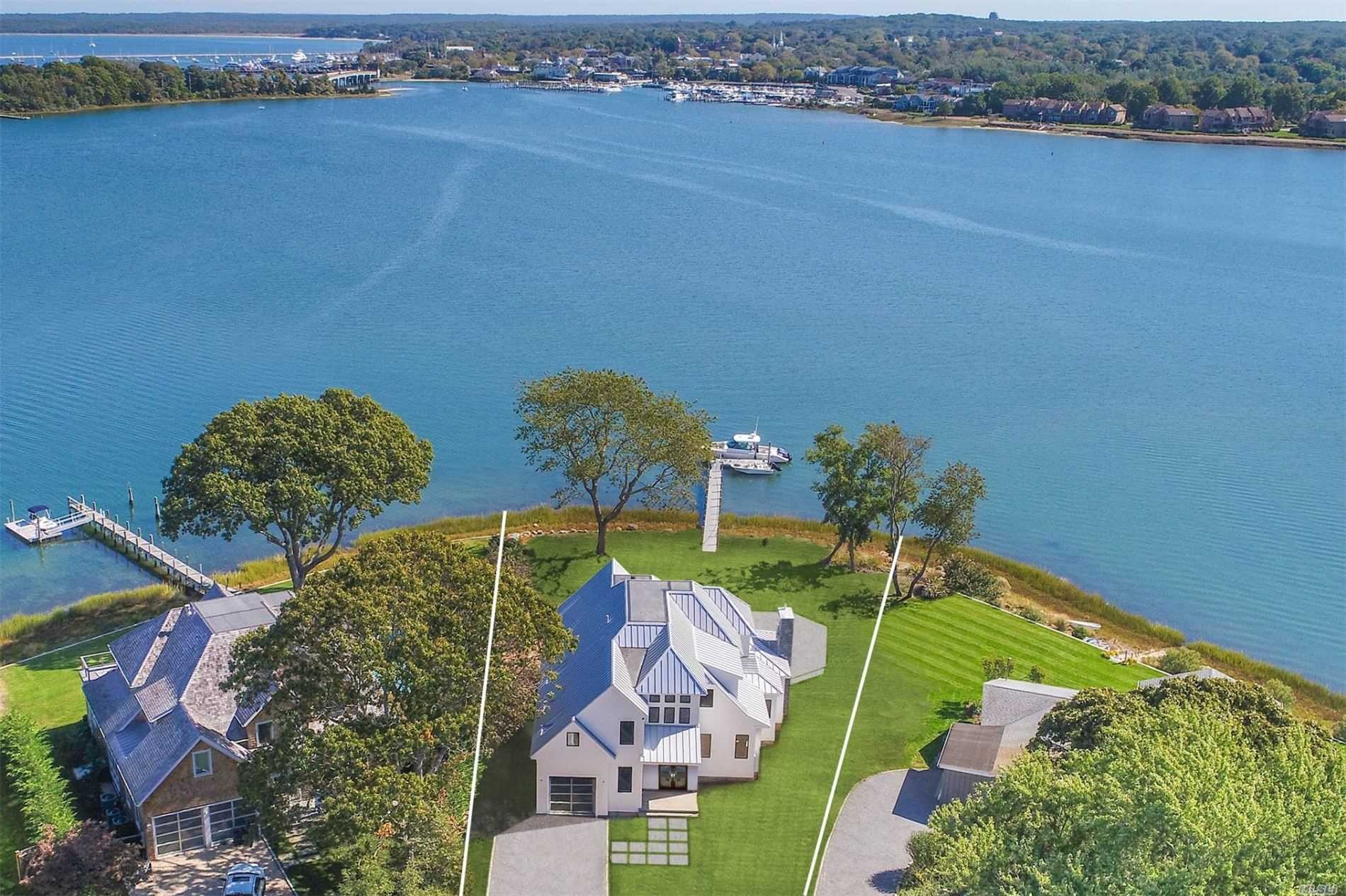 Residential For Sale in 82 Harbor Drive, Sag Harbor, NY ,11963