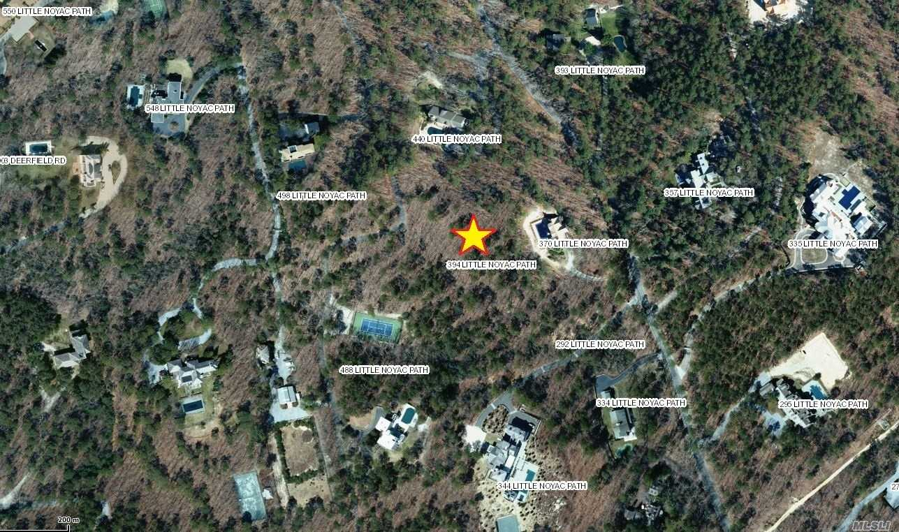 Land for sale in 394 Little Noyac Path, Water Mill, NY ,11976