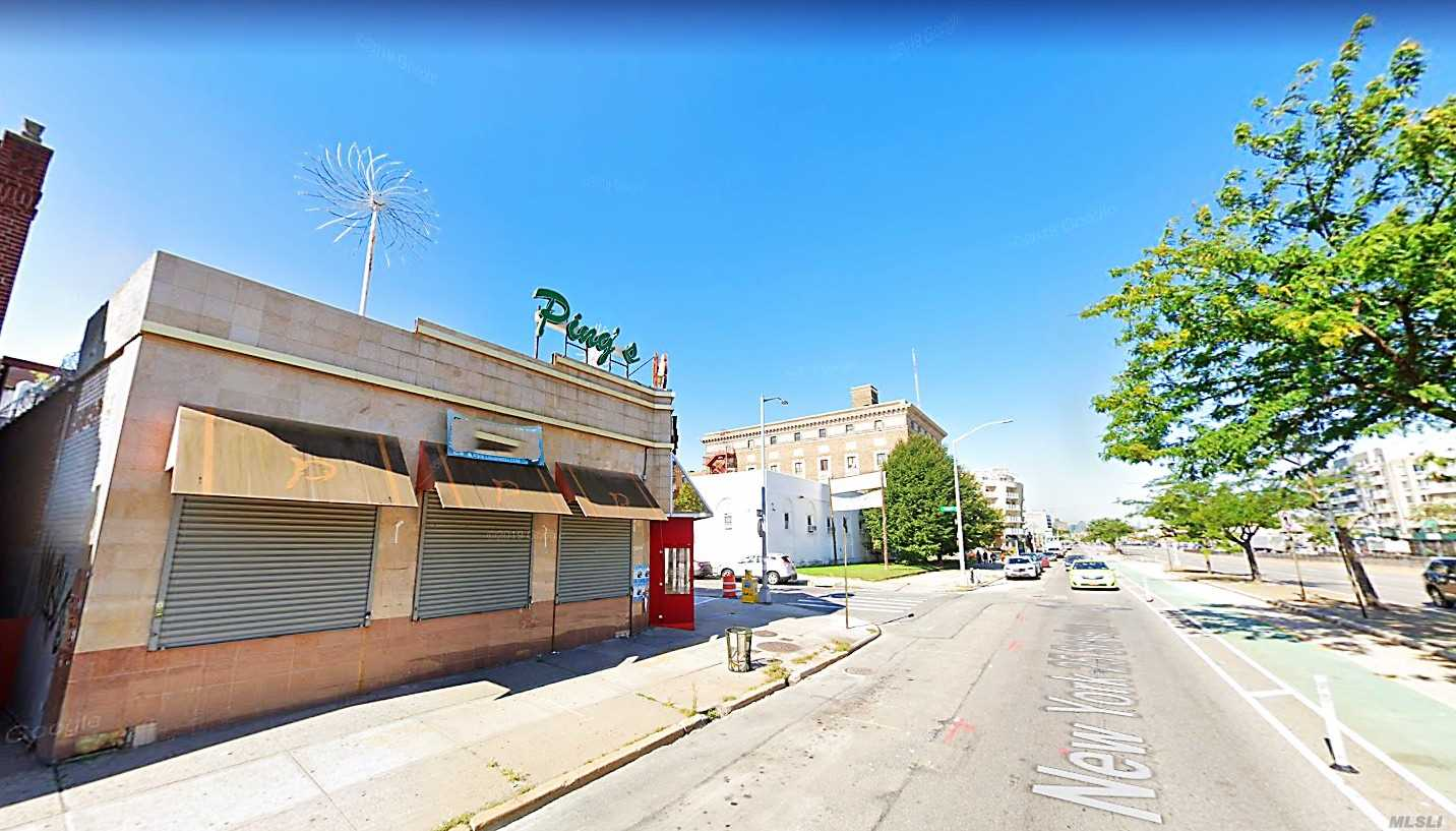 Commercial for sale in 8302 Queens Blvd, Elmhurst, NY ,11373