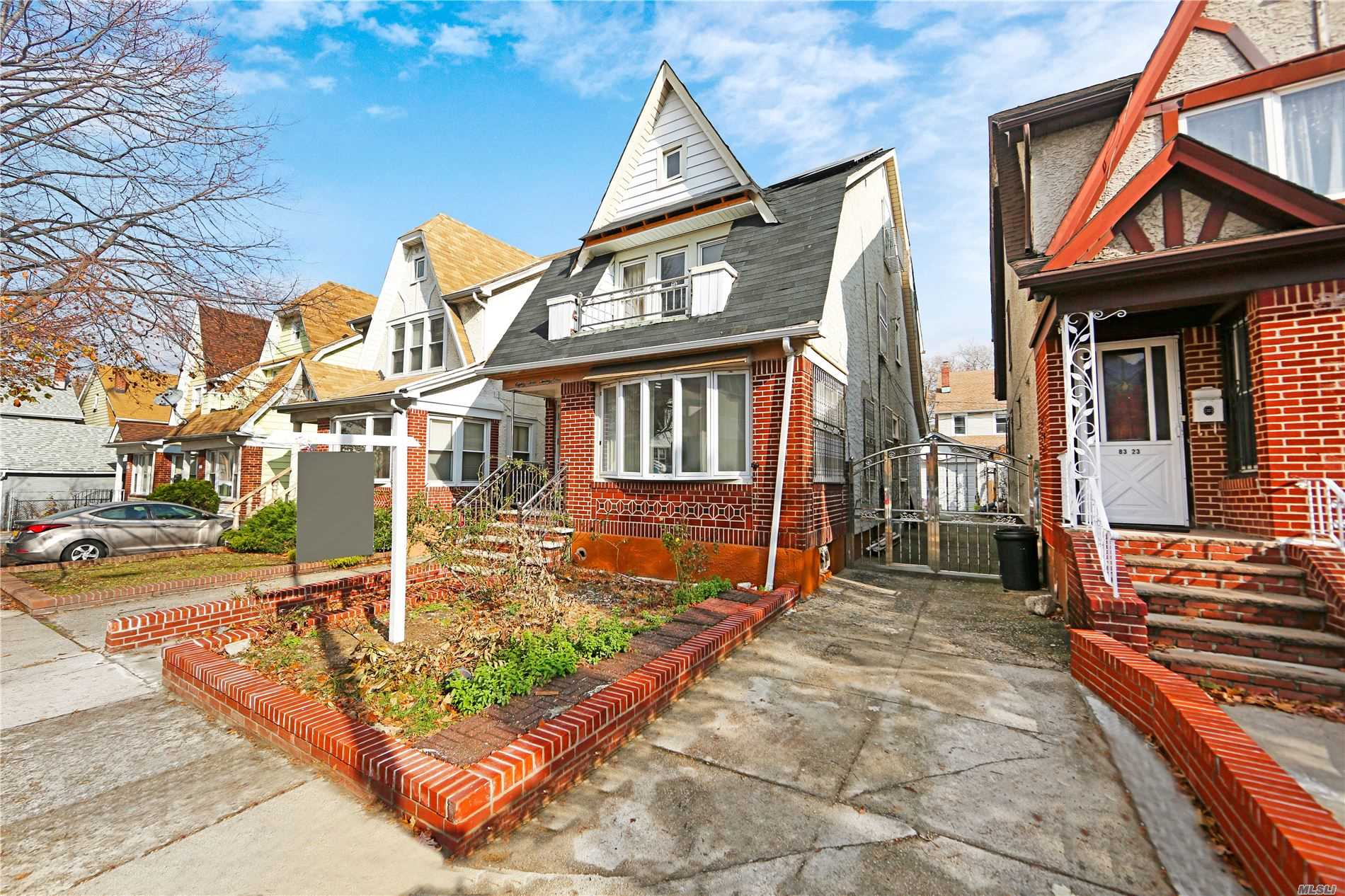 Residential For Sale in 83-21 159 St, Jamaica Hills, NY ,11432