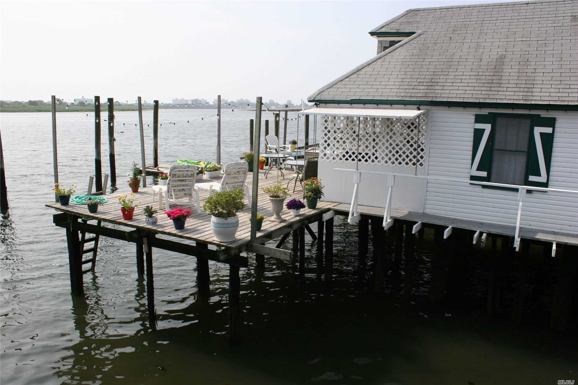 Residential For Sale in 12-02 Church Rd, Broad Channel, NY ,11693