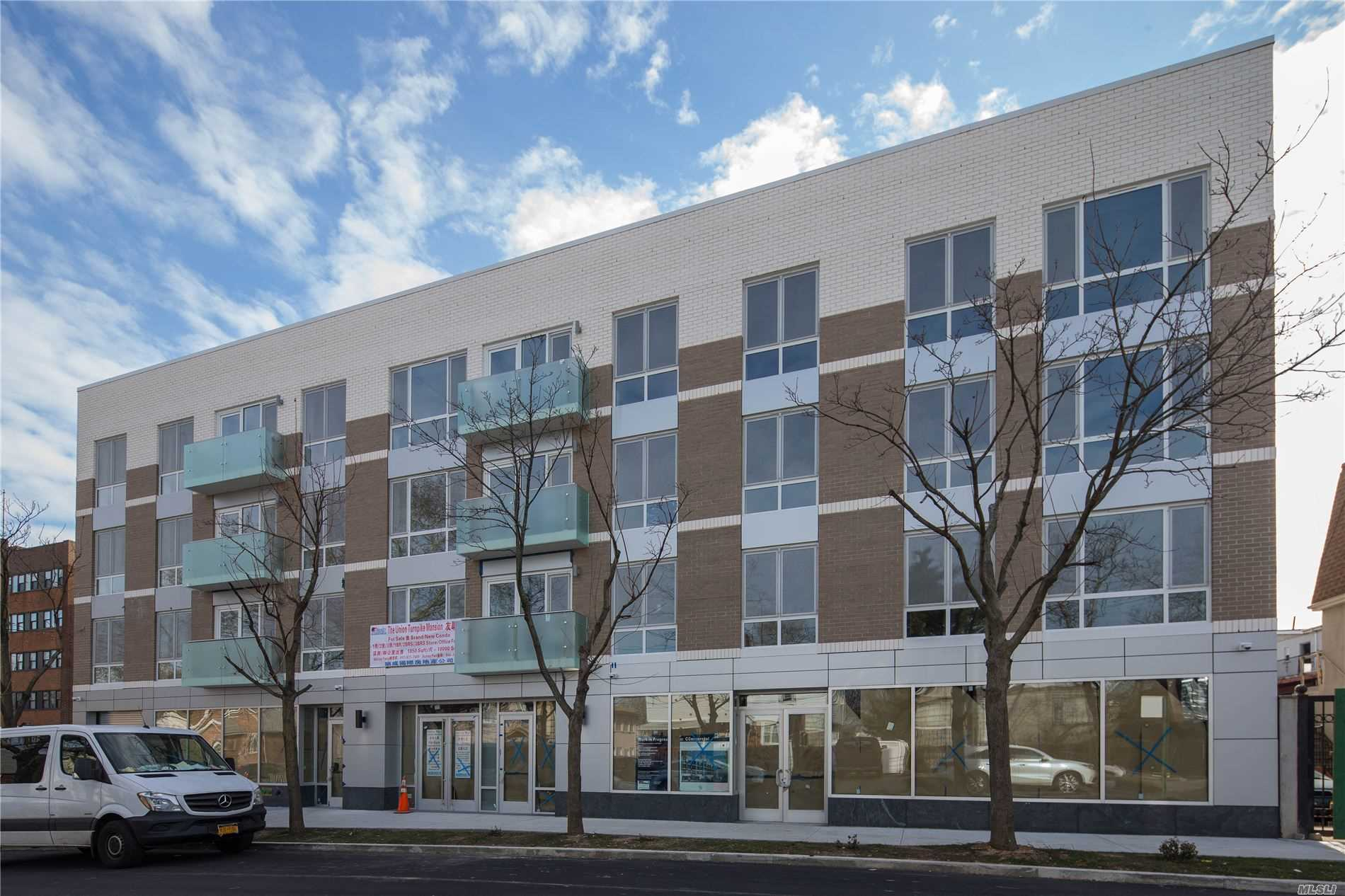 Commercial for sale in 158-15 Union Turnpike, Kew Garden Hills, NY ,11367