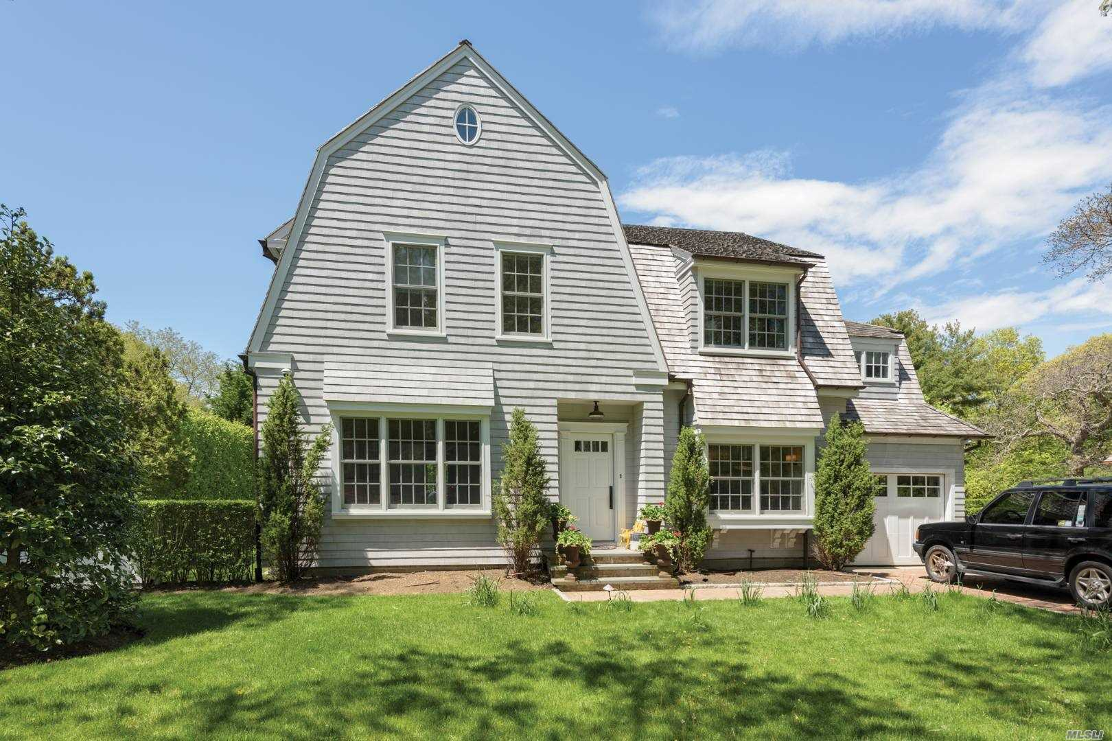 Residential For Sale in 69 Harrison St, Sag Harbor, NY ,11963