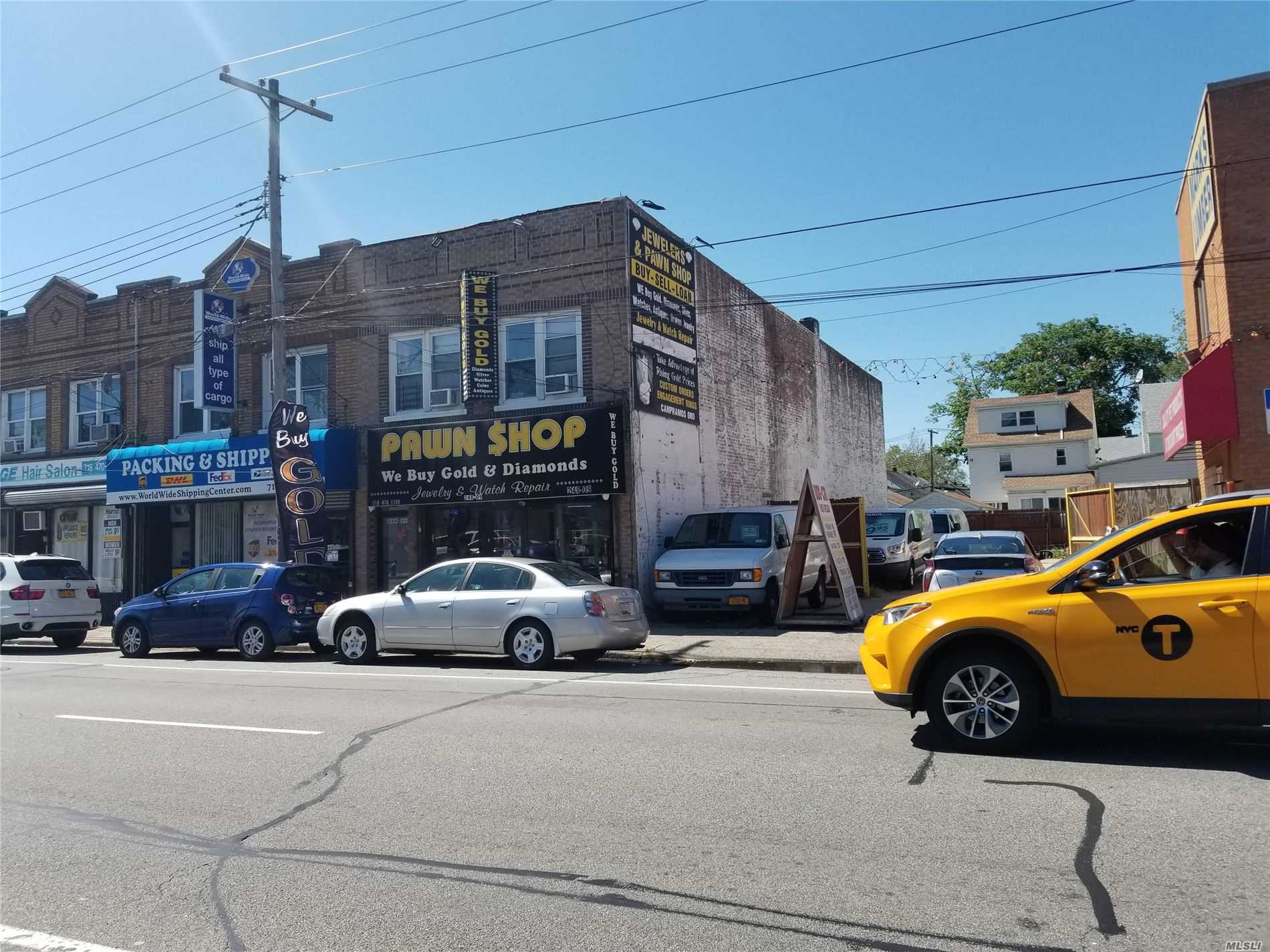 Commercial for sale in 248-09 Jericho W Tpke, Bellerose, NY ,11426