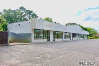Commercial for sale in 134 Mastic W Blvd, Shirley, NY ,11967