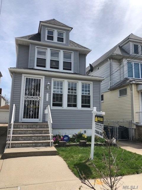 Residential For Sale in 130-39 120th St, Wakefield, NY ,11420