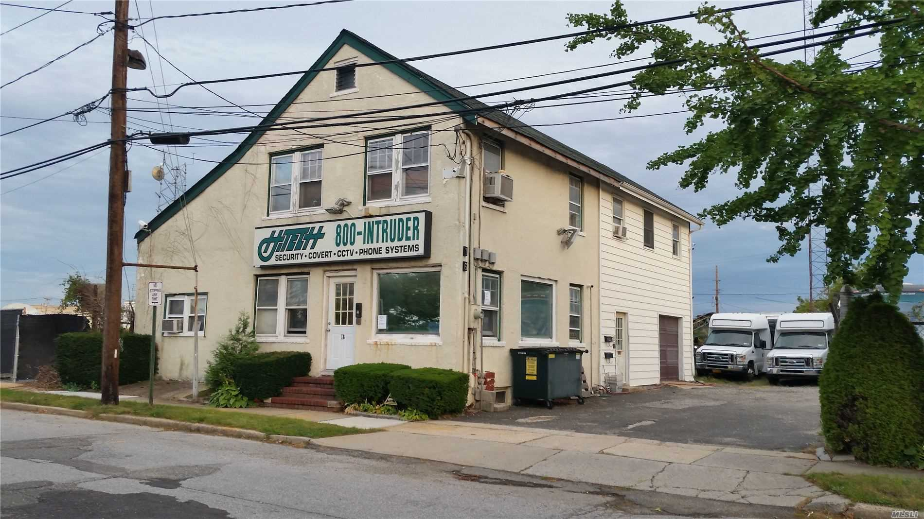 Commercial for sale in 16 Rocklyn Ave, Lynbrook, NY ,11563