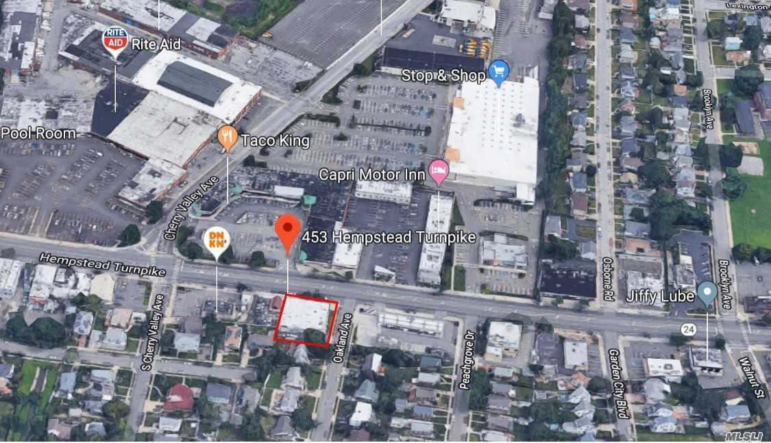 Commercial for sale in 445-453 Hempstead Tpke, W. Hempstead, NY ,11552