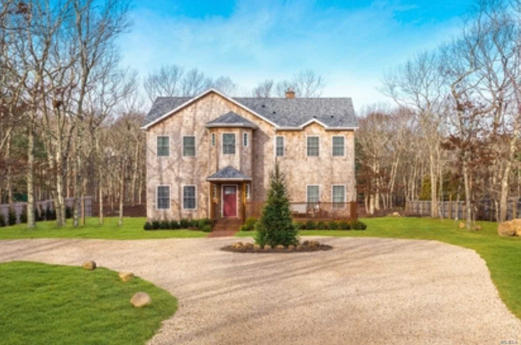 Residential For Sale in 465 Springs Fireplac Rd, East Hampton, NY ,11937