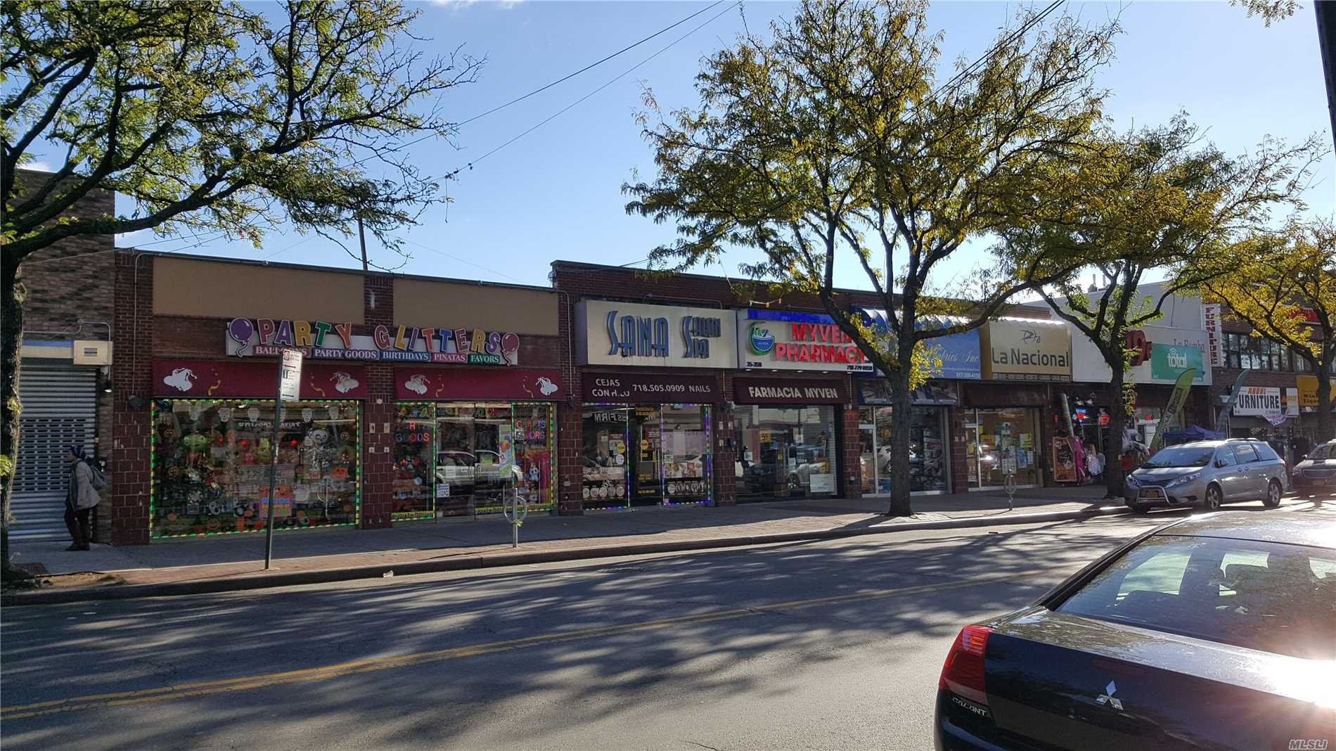 Commercial for sale in 35-31,35,3 Junction Blvd, Corona, NY ,11368
