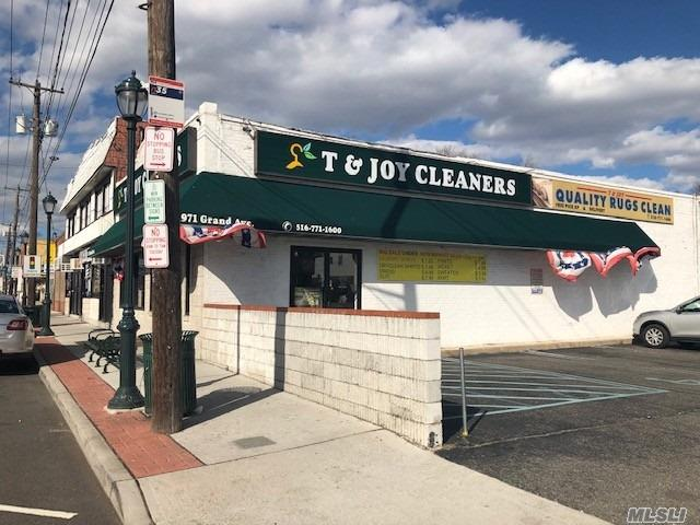 Commercial for sale in 1971 Grand Ave, N. Baldwin, NY ,11510
