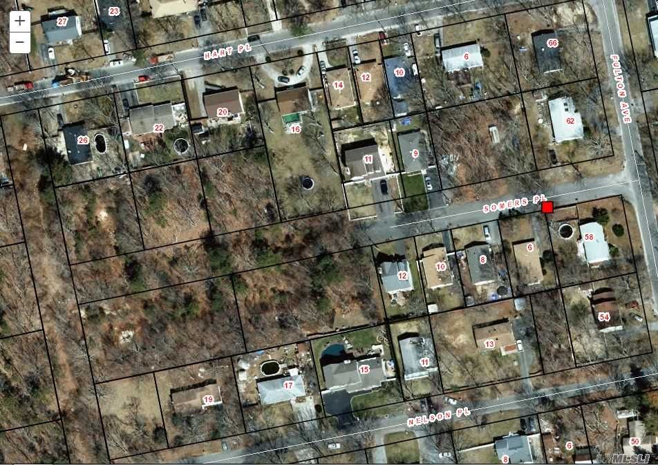 Land for sale in Somers Pl, Mastic, NY ,11950