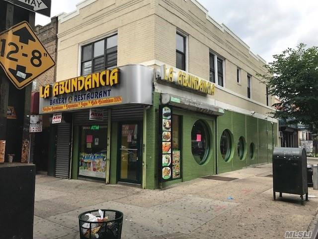 Commercial for sale in 94-19 Roosevelt Ave, Corona, NY ,11368