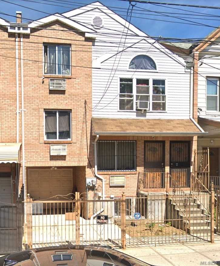 Residential For Sale in 211 Warwick St, Brooklyn, NY ,11208