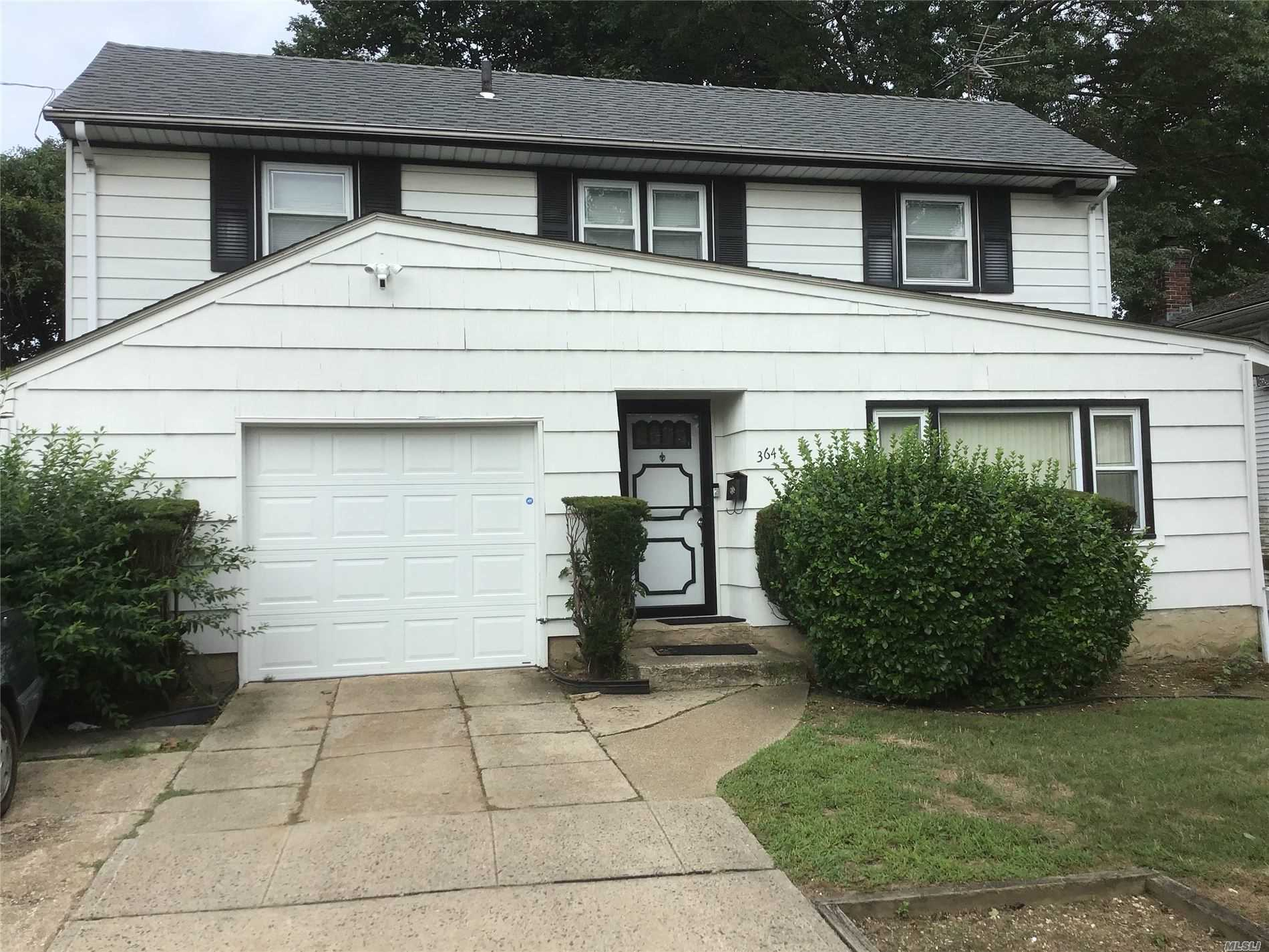 Residential For Sale in 364 Sherman St, Westbury, NY ,11590