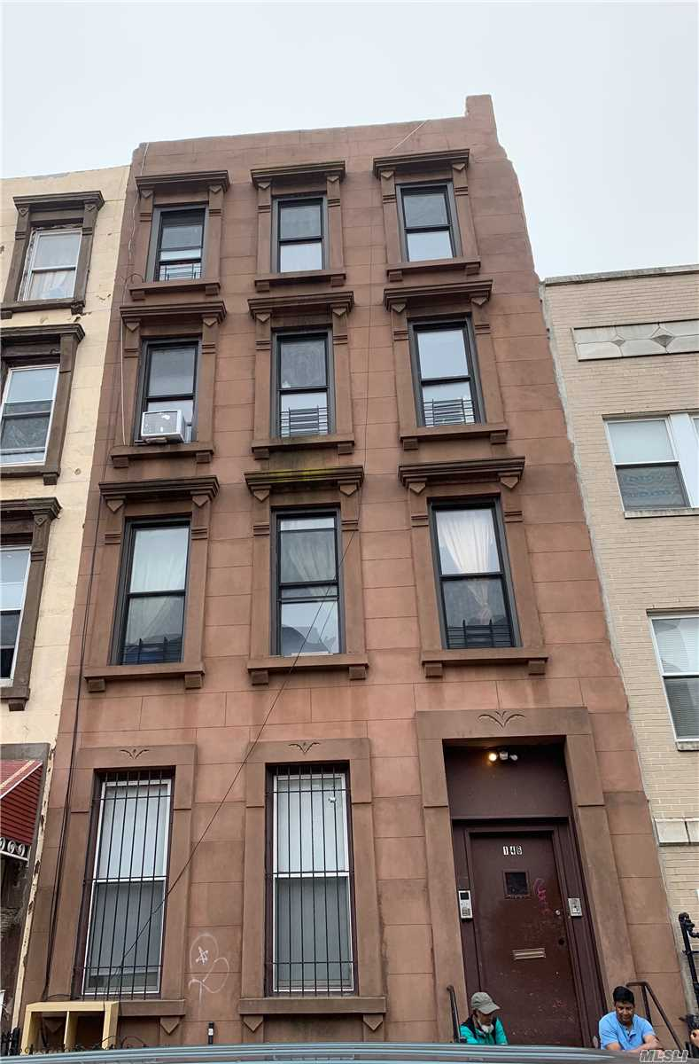 Residential For Sale in 146 Jefferson Ave, Brooklyn, NY ,11216