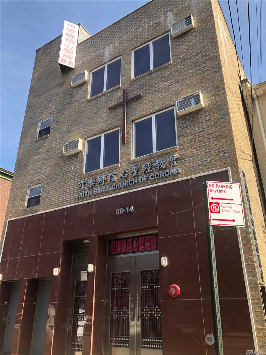 Commercial for sale in 99-14 43 Ave, Corona, NY ,11368