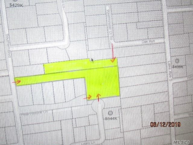 Land for sale in 153 Southern Blvd, Nesconset, NY ,11767