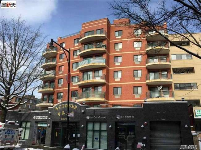 Commercial for sale in 142-25 37th Ave, Flushing, NY ,11354