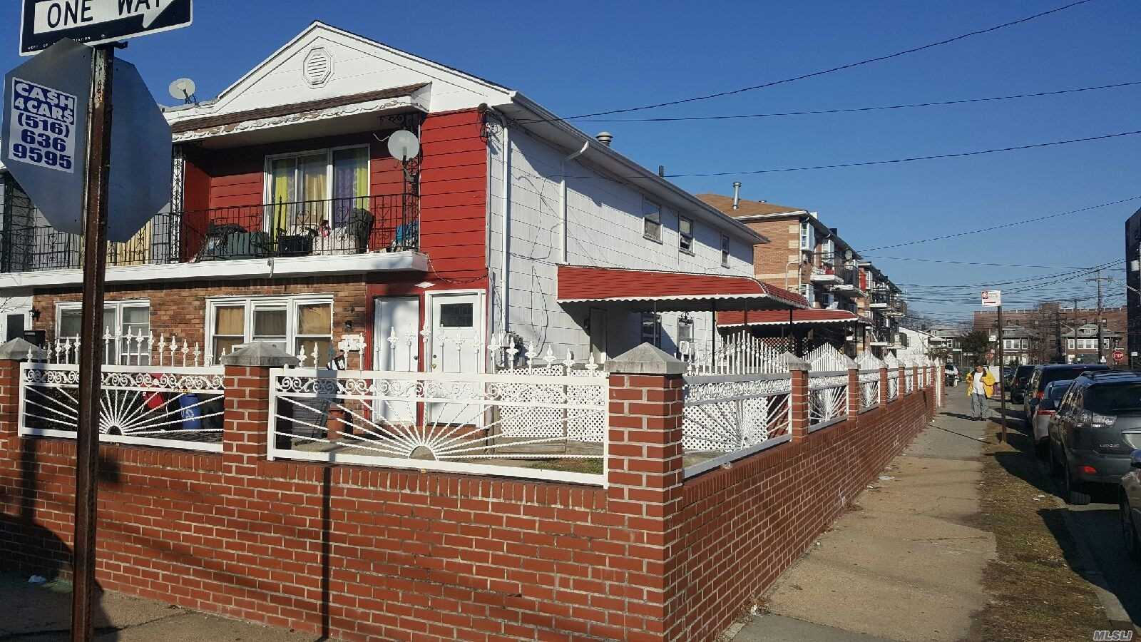 Residential For Sale in 11-02 Nameoke St, Far Rockaway, NY ,11691