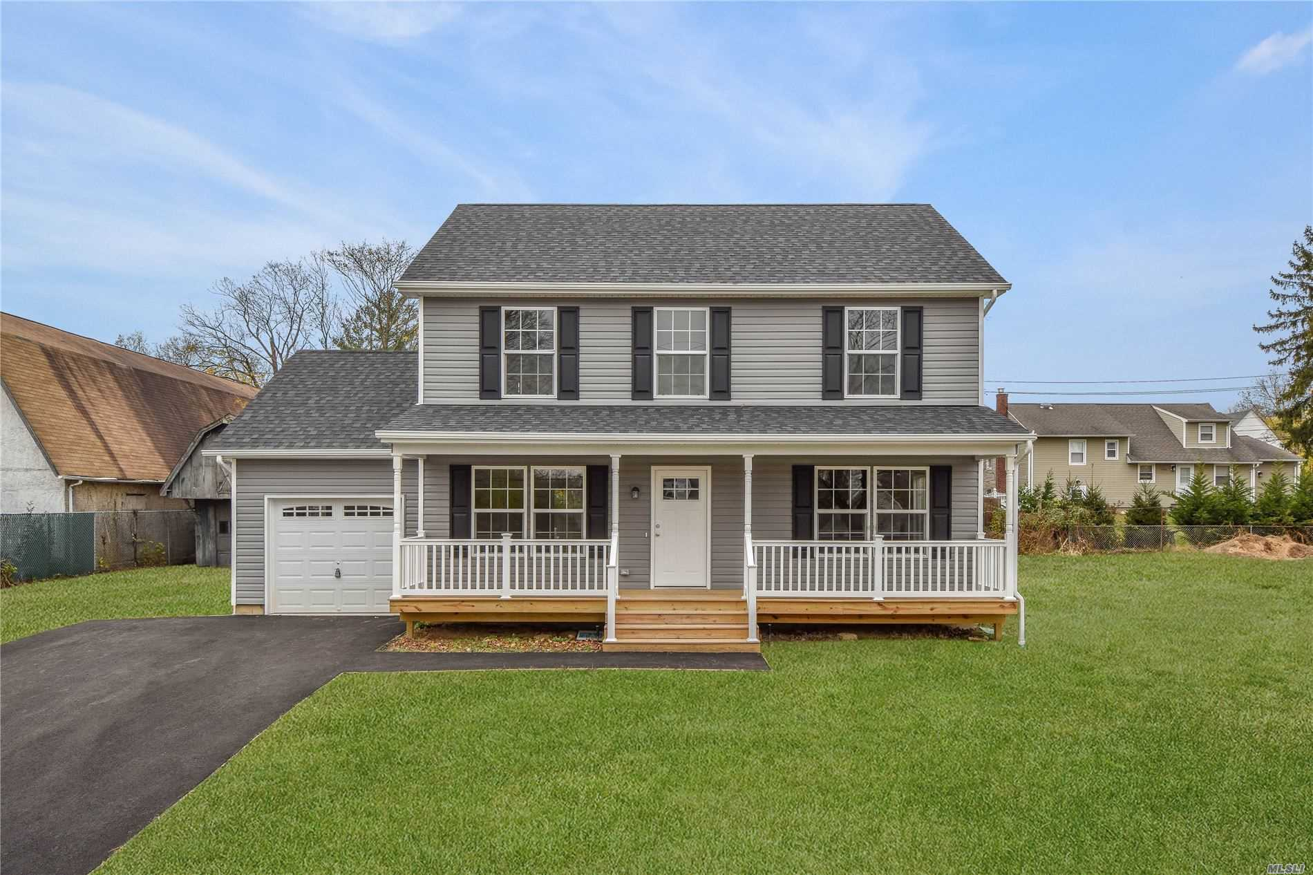 Residential For Sale in Lot #1 Twinbark Ave, Holbrook, NY ,11741