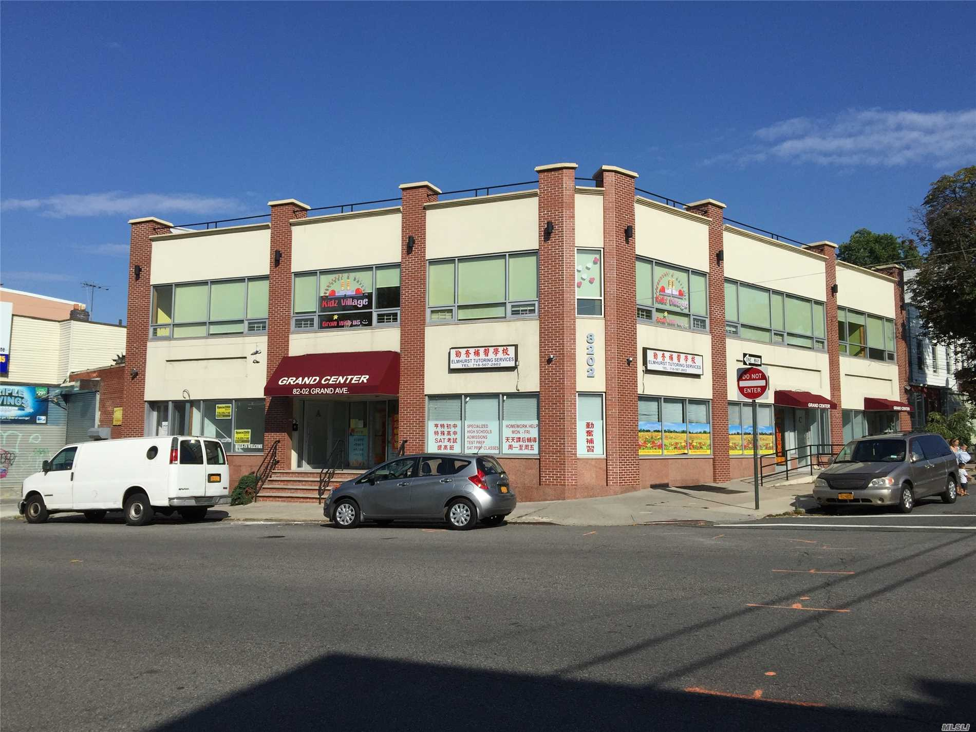 Commercial for sale in 82-02 Grand Ave, Elmhurst, NY ,11373