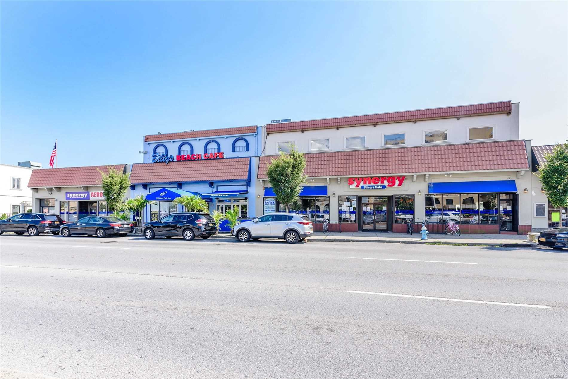 Commercial for sale in 220-226 Park W Ave, Long Beach, NY ,11561