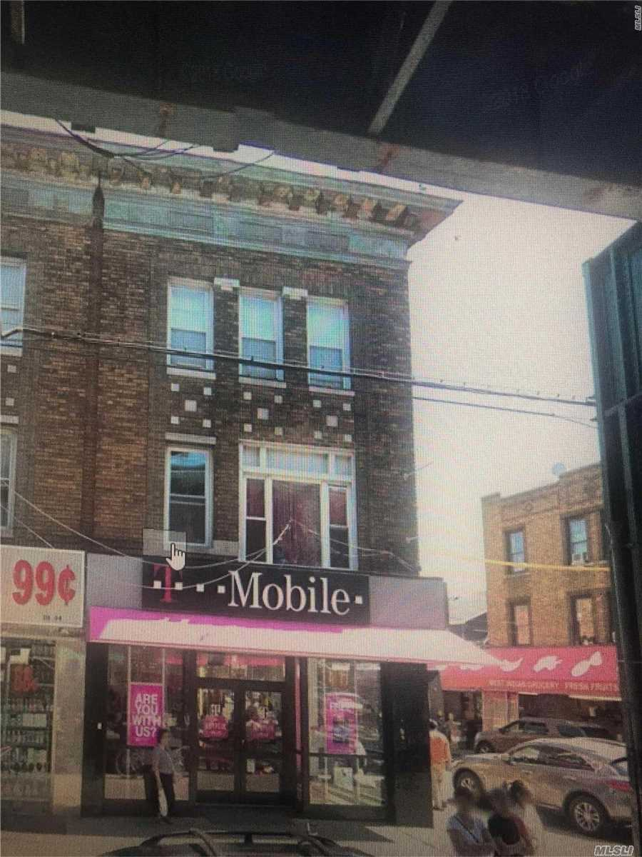Commercial for sale in 118-02 Liberty Ave, Richmond Hill, NY ,11418