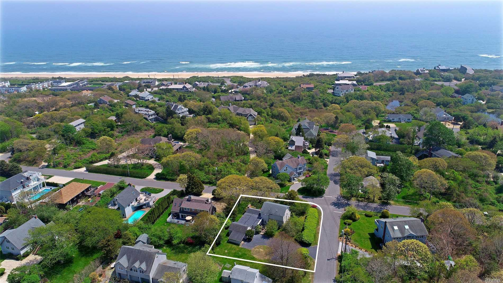 Residential For Sale in 119 Madison Dr, Montauk, NY ,11954