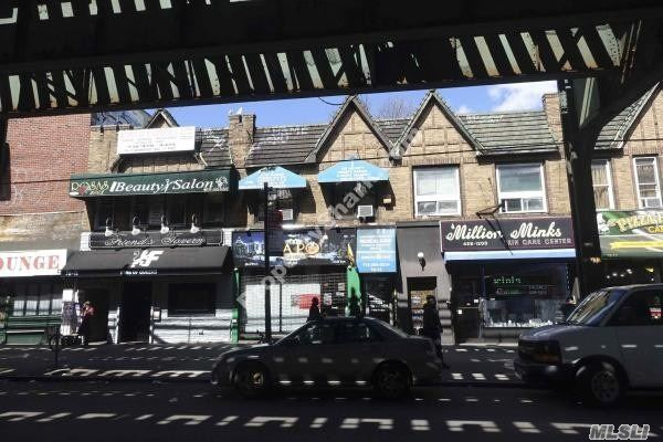 Commercial for sale in 78-11 Roosevelt Ave, Jackson Heights, NY ,11372