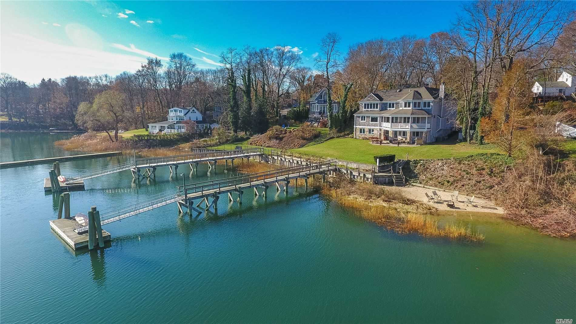 Residential For Sale in 56 Harbor Park Drive, Centerport, NY ,11721
