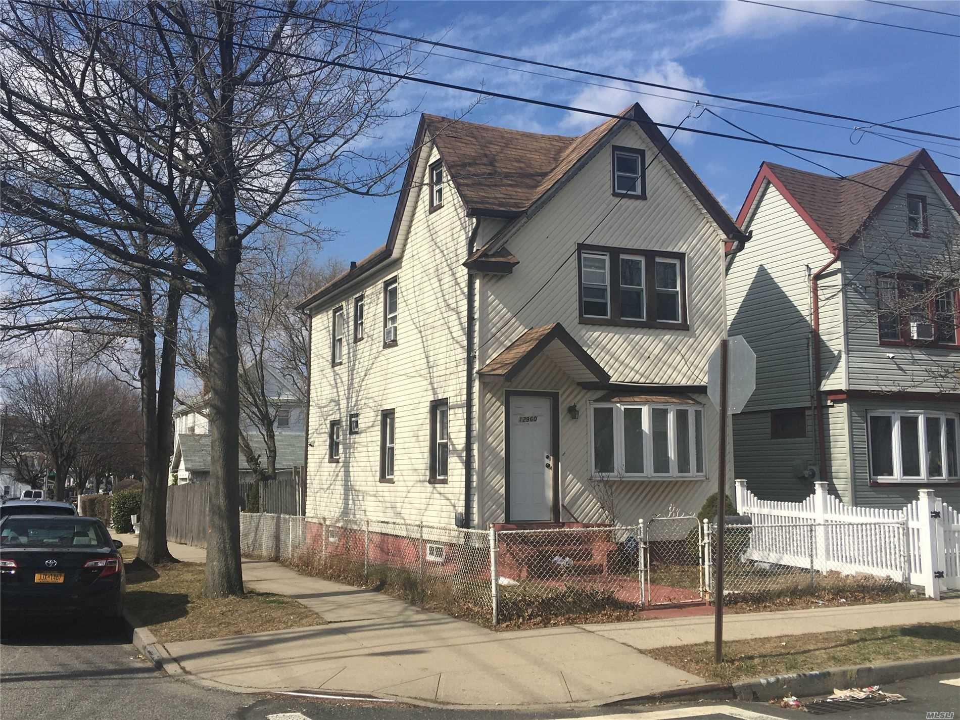 Residential For Sale in 129-60 135th Street, Wakefield, NY ,11420