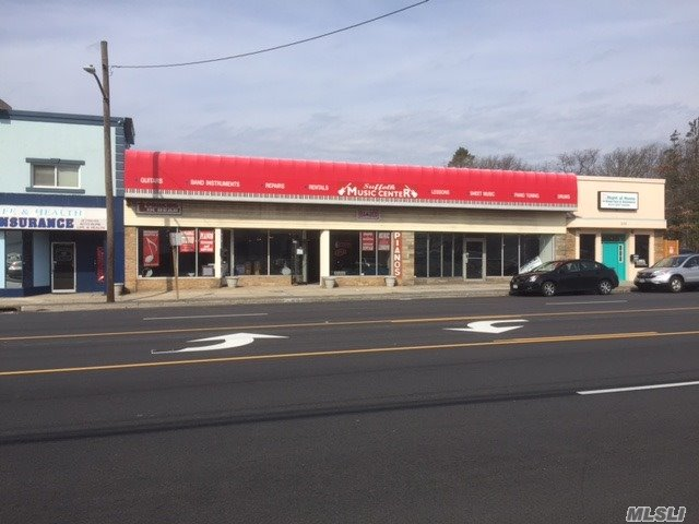 Commercial for sale in 208-210 Medford Ave, Patchogue, NY ,11772